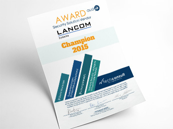 Certificate Security Solution Vendor Champion