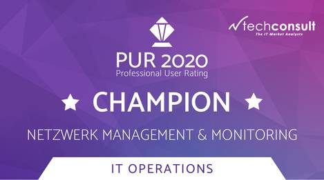PUR IT-Operations Award 2020