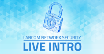 Webinar: LANCOM Network Security