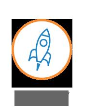 Icon maximum agility and flexibility