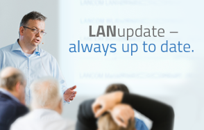 LANupdate - the LANCOM Channel Roadshow