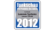 Funkschau Readers' Choice 2012