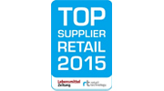 Top Supplier Retail 2015