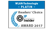IP-Insider Readers' Choice Awards 2017