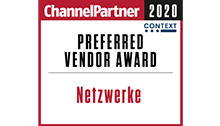 Logo Preferred Vendor Award 2020