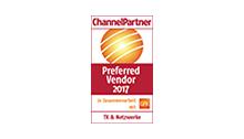 Logo Award Preferred Vendor 2017