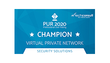 Logo Award PUR 2020 - VPN Champion