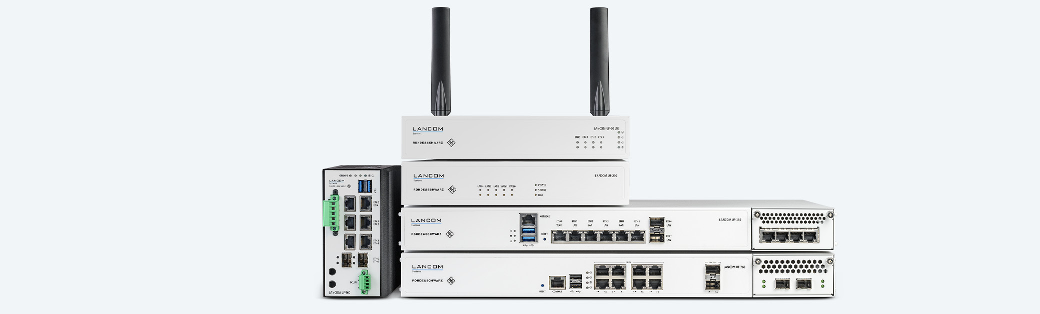 LANCOM R&S Unified Firewalls