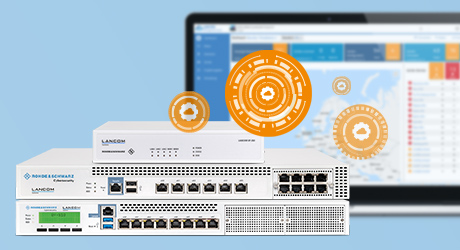 Visual LCOS FX 10.6 Feature: Extended feature set for cloud-managed firewalls