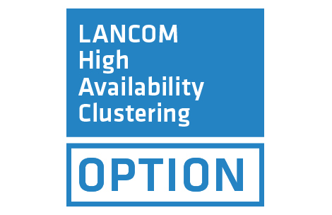 LANCOM High Availability Clustering Option