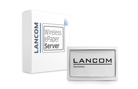 LANCOM Wireless ePaper Server