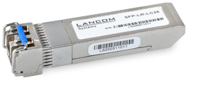 Product photo of LANCOM SFP module SFP-LR-LC25