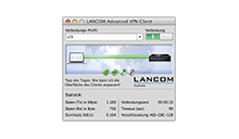 LANCOM Advanced VPN Client Mac OS X