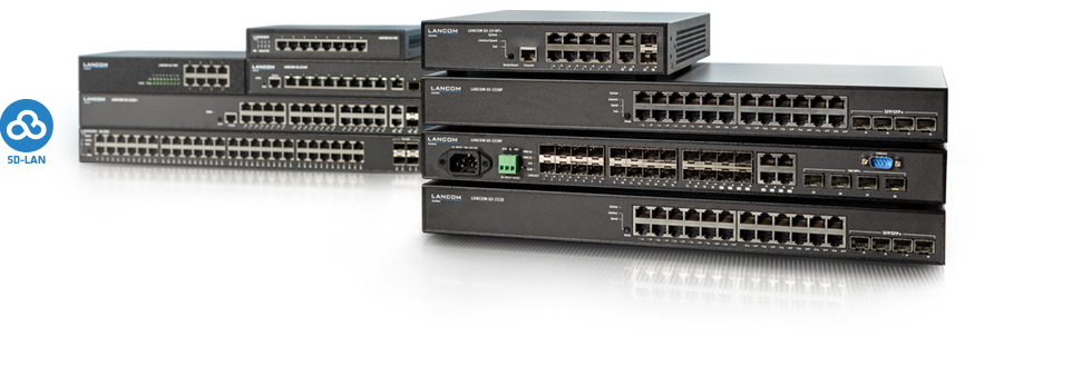 SD-LAN Switches